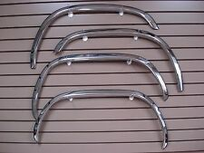 1990-1995 Toyota 4Runner Chrome Wheel well opening Moldings Fender Trim