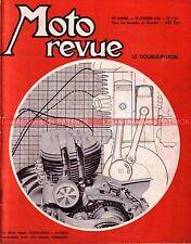 MOTO REVUE 1221 WOOLER Flat 4 CECCATO WILMAN GUZZI 250 AIRONE BMW R67/2 1955