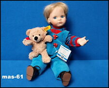 Cody adrienne brown 30 cm Ashton Drake Galleries muñeca 1996 Boys and Bears Doll