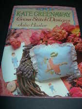 KATE GREENAWAY Cross Stitch Designs BOOK Hasler GIFT PROJECTS Sewing Inspiration