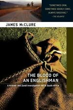 The Blood of an Englishman (A Kramer and Zondi Mystery)-ExLibrary