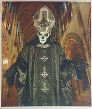 """Ghost Band 28"""" x 24"""" Music Poster CD Album Metal Church Satan Papa Emeritus Evil"""