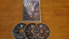 VIKINGS THE COMPLETE FIRST SEASON 3-DISC DVD SET GOOD CONDITION