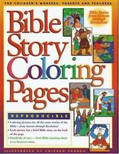 Bible Story Coloring Pages 1 (Coloring Books), Gospel Light, Good Book