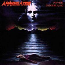 ANNIHILATOR - NEVER NEVERLAND - CD SIGILLATO 1998 ROADRUNNER