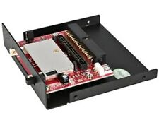 STARTECH 3.5in Drive Bay IDE to Single CF SSD Adapter Card Reader 35BAYCF2IDE