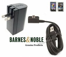 New Genuine Barnes & Noble NOOK Color Tablet Power Connectivity Kit Charger Set