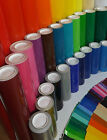 """5m Roll Or A4 Sheet Self Adhesive Sign Making Vinyl Sticky Back Plastic 12"""" 24"""""""