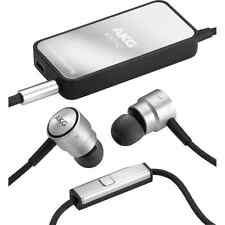 AKG K391NC High-Performance Noise-Cancelling In-Ear Headphones with In-Line Micr
