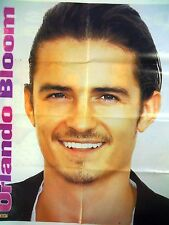 Q27 Poster Orlando Bloom e sul retro Dawson's Creek 2005
