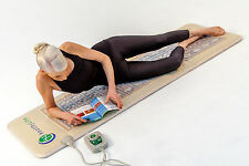 Natural Amethyst, Jade & Tourmaline Negative Ions InfraRed Heating Energy Pad