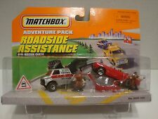 Matchbox Adventure Pack Roadside Assistance Display Diorama 1:64 Diecast C6-31