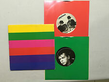 PET SHOP BOYS INTROSPECTIVE LIMITED EDITION 1988 UK RELEASE LP SET MISSING LP 3