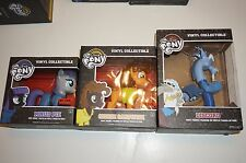 LOT OF 3 New My Little Pony Maud Pie + CHEESE SANDWICH + Discord Funko Figure