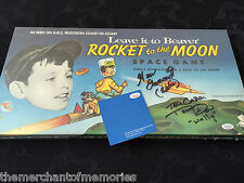 LEAVE IT TO BEAVER-VINTAGE '59 GAME-AUTOGRAPHED TONY DOW & KEN OSMOND -UNOPENED