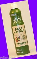 1 Glade Air Refresher FALL HAYRIDE Spray Fall Collection Limited Edition