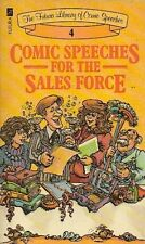 Comic Speeches for the Sales Force #BN10394