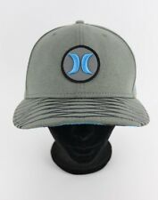 Hurley Baseball Cap Hat Aqua Gray Patch 9Fifty New Era