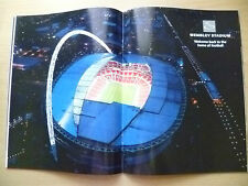 WEMBLEY STADIUM Welcome back to the home of Football 1923- 2002 (Org,Exc*)