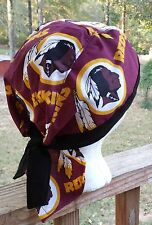 WASHINGTON REDSKINS FOOTBALL DU RAG SKULL CAP BANDANA BIKER CHEMO CAP