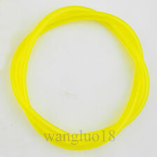 "YELLOW TYGON FUEL LINE IDxOD I.D 1/8"" x O.D 1/4"" /3mm x6mm 10FT 3m # 6618"