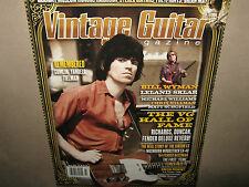 VINTAGE GUITAR March 2012 BILL WYMAN Leland Sklar Brian May Story of Gibson ES