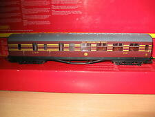 Hornby R4141/2/2A RAKE 3 x LMS Coronation Maroon Brake Coaches Near MINT‏ Boxed