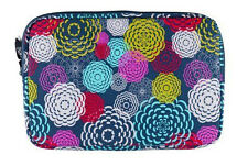 Brand New NEW C.R. Gibson Iota Chic Laptop Sleeve Protector Muti Color Chic