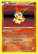 VICTINI Reverse Holo Rare Pokemon Mint Card Noble Victories 14/101