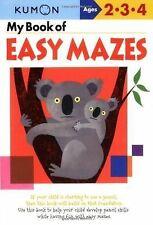 My Book of Easy Mazes (Kumon Workbooks), Shinobu Akaishi, New Books