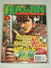 RAIJIN COMICS #28 JAPANESE MANGA MAGAZINE JULY 9 2003