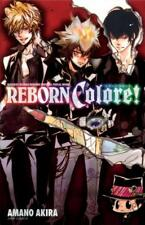 Katekyo Hitman REBORN! Official Visual Book REBORN Colore! (Jump Comics)
