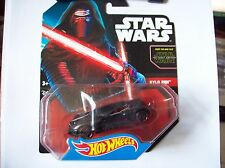 2015 Hot Wheels Star Wars - KYLO REN - Newly released, The Force Awakens