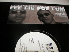 "K-CI & Jojo Fee Fie Foe Fum 12"" Single NM MCA MCA8P-4440 1999 PROMO"