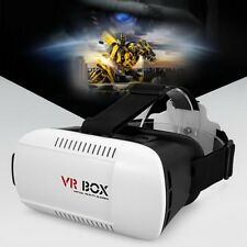 3D VR BOX Google Cardboard Virtual Reality Video Glasses For Samsung Note 5 4 LG