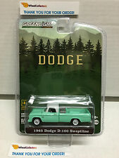 Greenlight * 1965 Dodge D-100 Sweptline * Forest Service * Hobby Only Edition