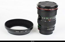 Canon FD 24-35mm f3.5 L Lens Mint