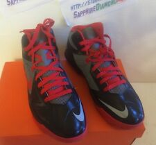 NIKE AIR MAX BODY U US Size 11 Basketball Shoes  model # 599350 005  BRAND NEW!
