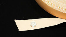 """1-1/4"""" Wide Nude Colored Elastic Sold By the Yard - for Swimwear"""