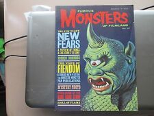 FAMOUS MONSTERS MARCH 1964 # 27 VG-F