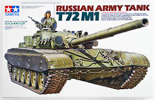 Tamiya 35160 Russian Army Tank T72 M1  1/35 Scale Kit