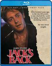 JACK'S BACK (1988 James Spader) - Region A -  BLURAY - Sealed
