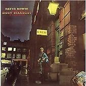 David Bowie Rise and Fall of Ziggy Stardust & the Spiders from Mars 2015 NEW CD