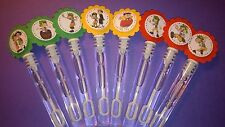 8 EL CHAVO  party favors, bubble wands birthday