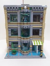 Lego custom modular Aquarium sea creatures figures under the sea by Erockzart