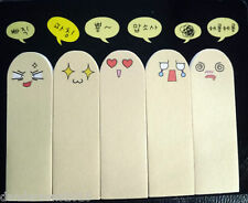 Finger-it Finger Kawaii Cute Funny Book mark Sticky Notes - Page Marker - 200pcs