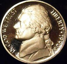 1990-S Jefferson Nickel Gem Proof Uncirculated
