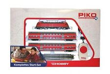 PIKO Start-Set DB AG: E-Lok BR182 + DoSto-Wgn.