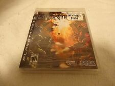 Stormrise Video Game Playstation 3 PS3 New Sealed Free Shipping