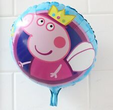 "Peppa Pig 18"" Balloon Birthday Party Decorations"